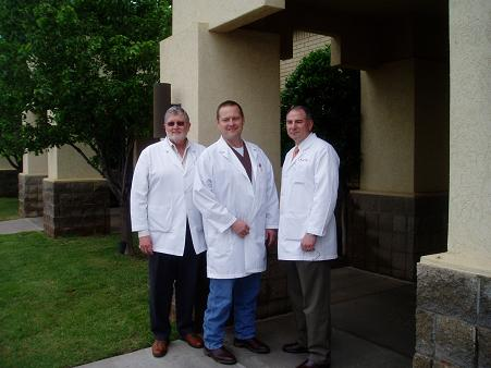 Texoma Urology Center: Dr. Phillip E. Dowd, Dr. J.S. Dryden, Dr. Michael W. Toulan, Dr. R. Kyle King